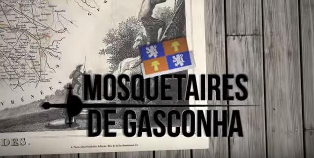 Mosquetaires de Gasconha